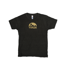 The Collective Good TCG Kid's Yukon Gold Mountain Tshirt