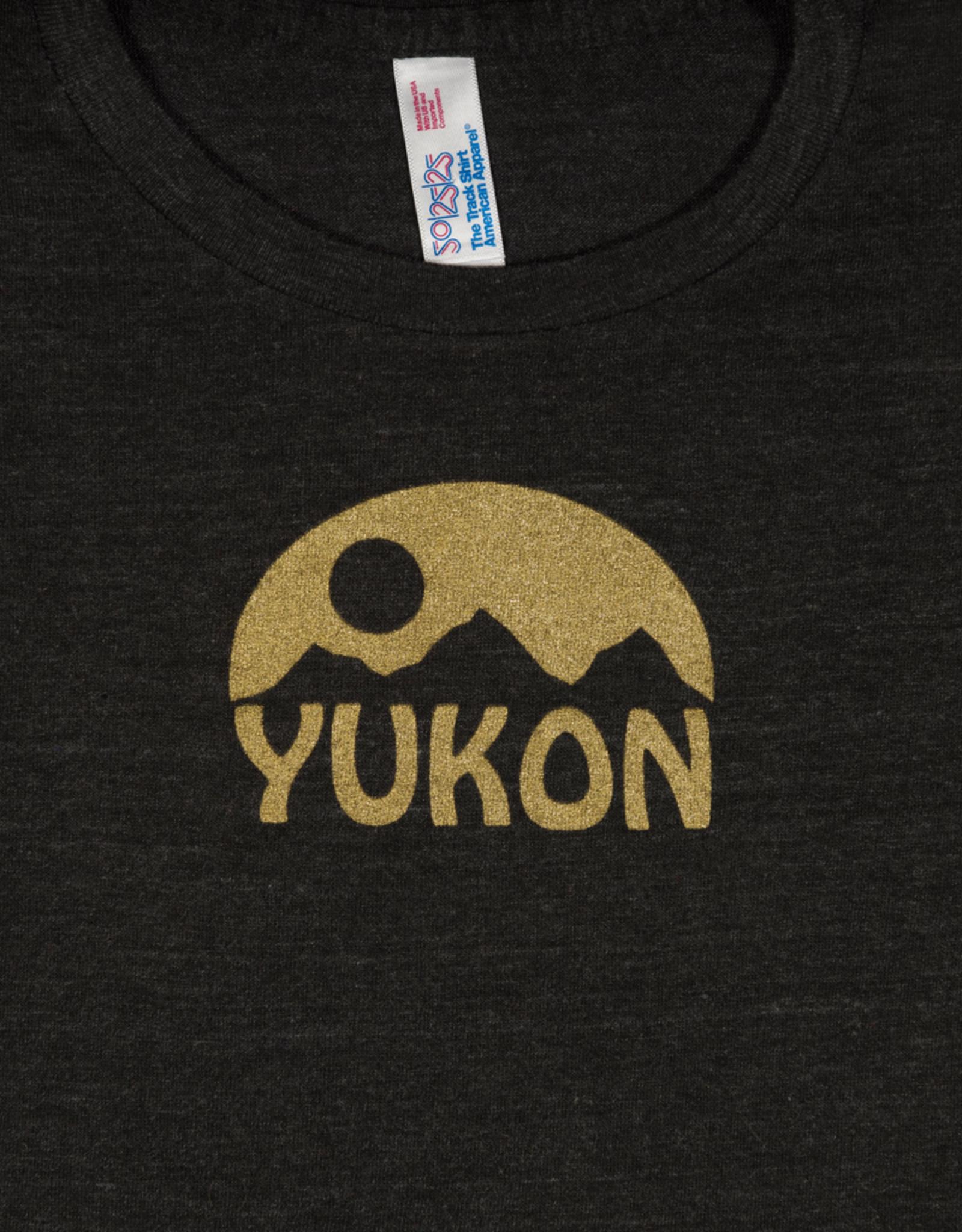 The Collective Good TCG Kid's Yukon Gold Mountain Tshirt