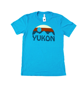 The Collective Good TCG Women's Yukon Sun Tshirt