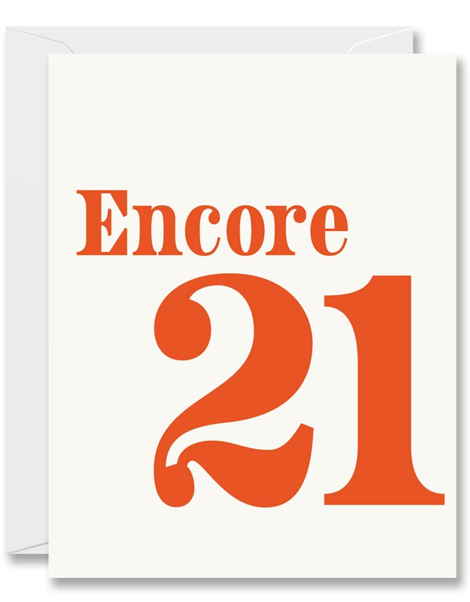 Paper E Clips Paper E Clips Encore Card-194