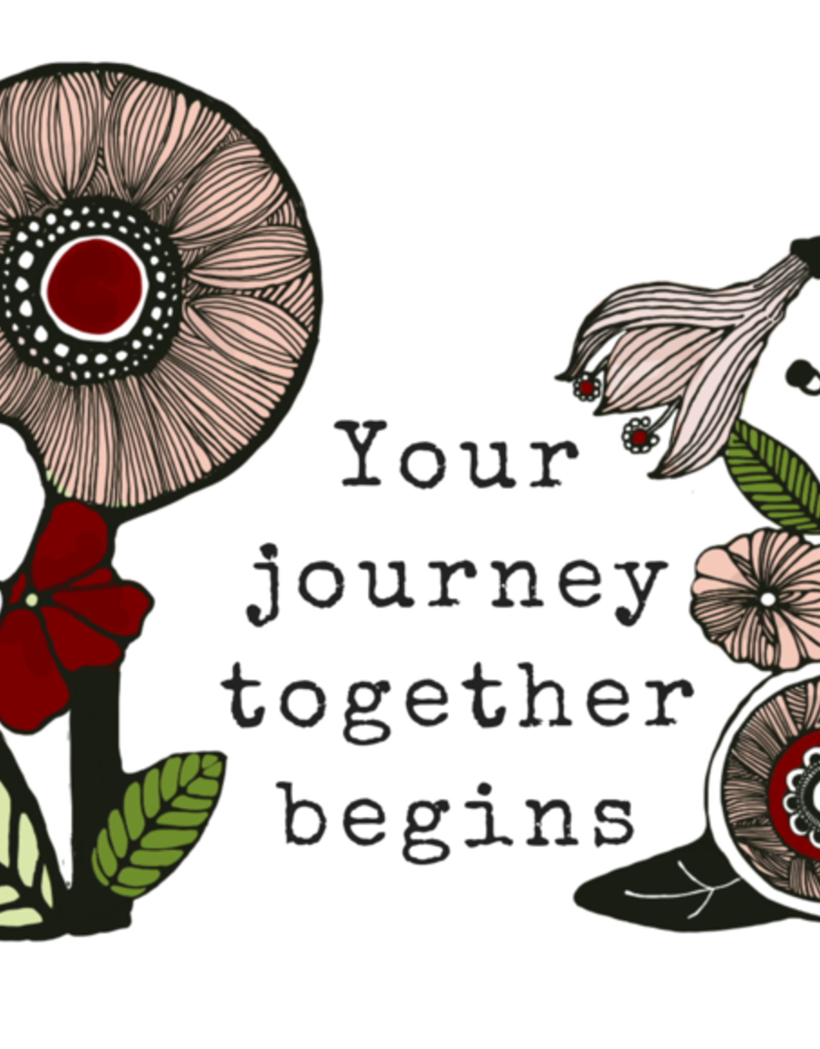 Newfolk & Cabin Newfolk & Cabin Journey Together Card-0026