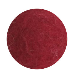 EGS Felt Flower-Dark Red-Big