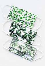 Wally Gro Face Mask - Assorted Plant Designs