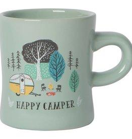Danica Happy Camper Diner Mug