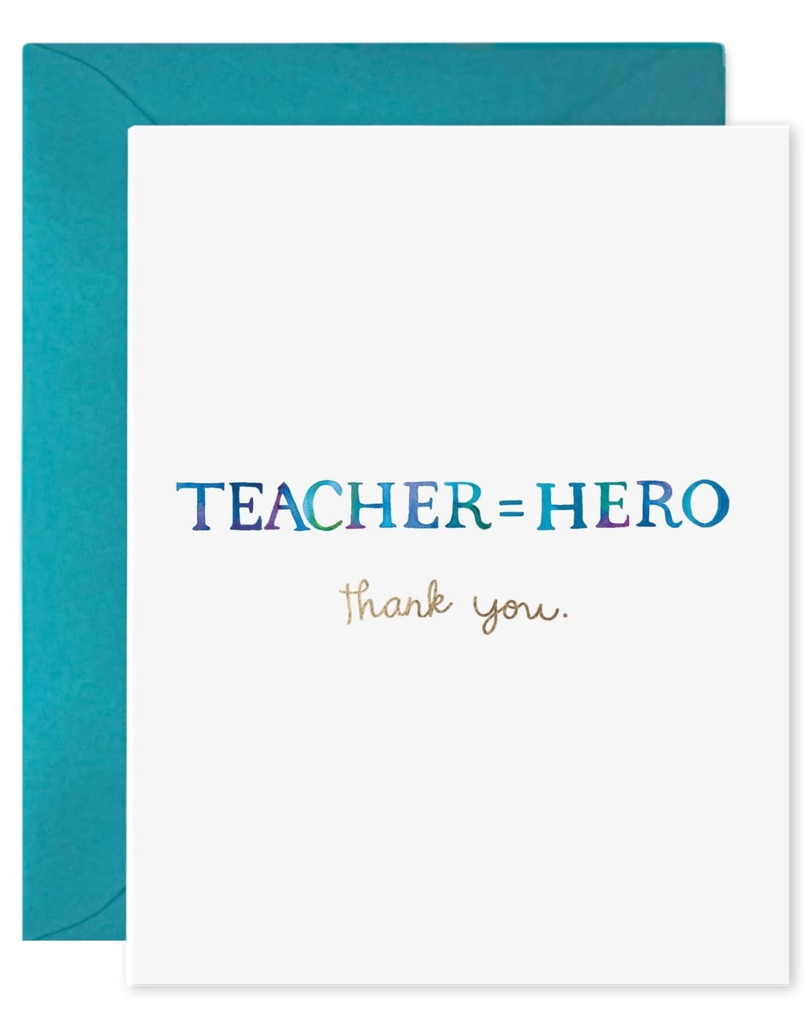 Paper E Clips Teacher Hero