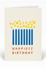 Paper E Clips Happiest Birthday