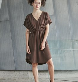 Dagg And Stacey Cabot Dress Mulberry