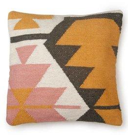 Kilim Woven Pillow 18x18