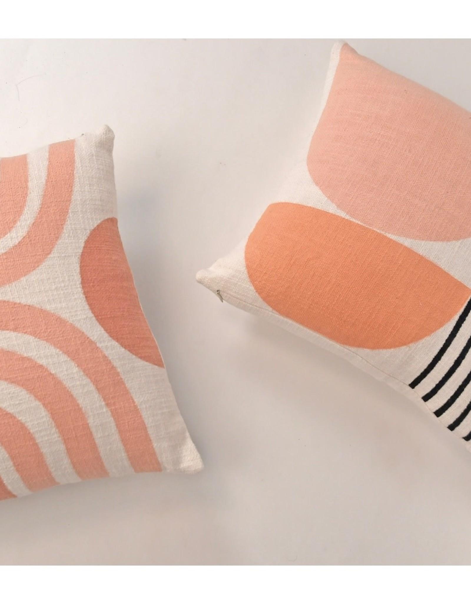 Sunset Terracotta Pillow 18x18