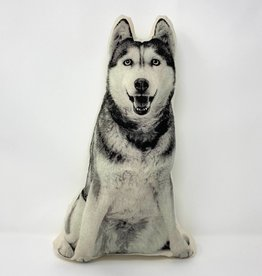 Siberian Husky Pillow