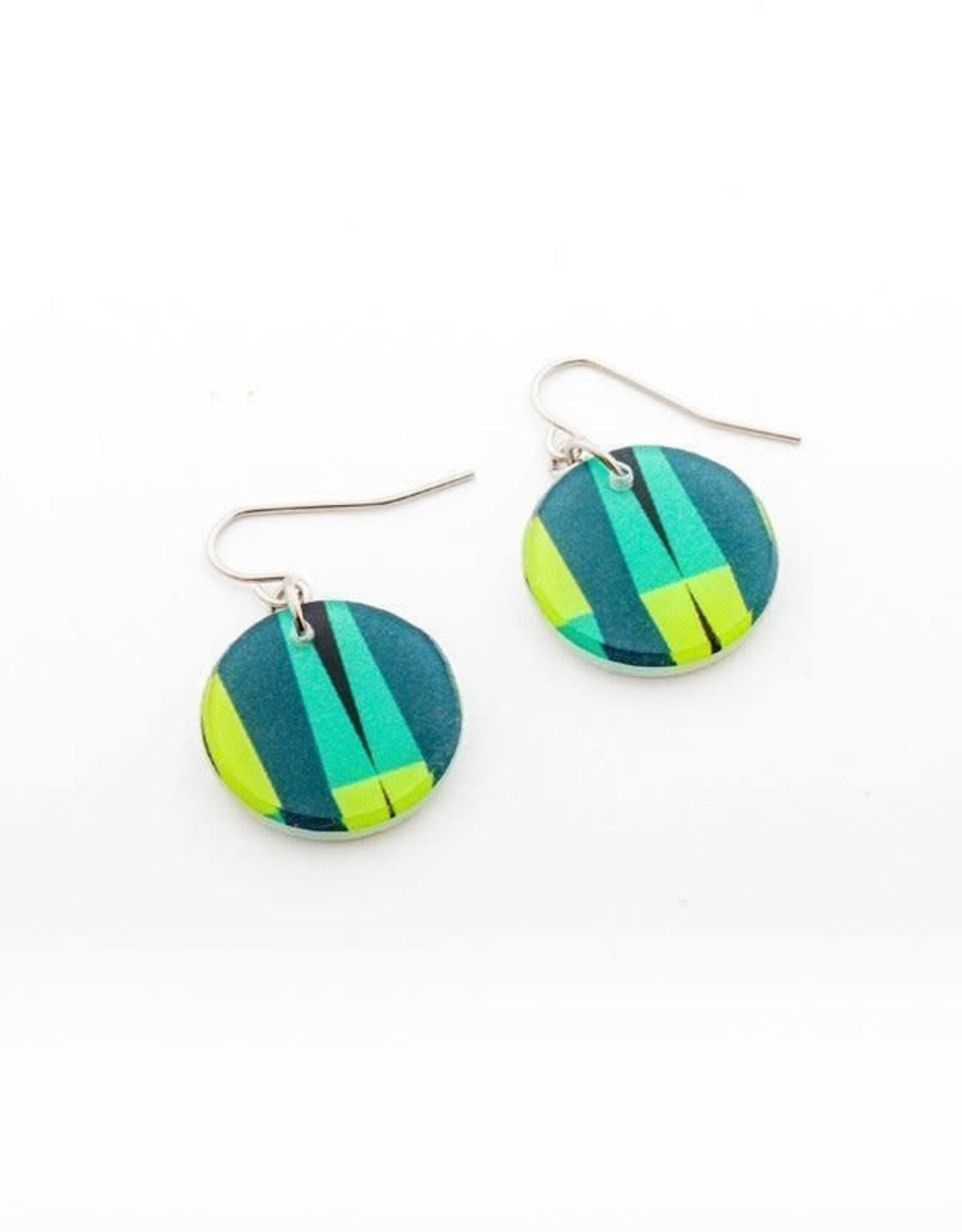 Dconstruct Dconstruct  Eco-resin Earrings - Assorted