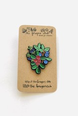 The Foragers Club The Foragers Club Boreal Berry Pin