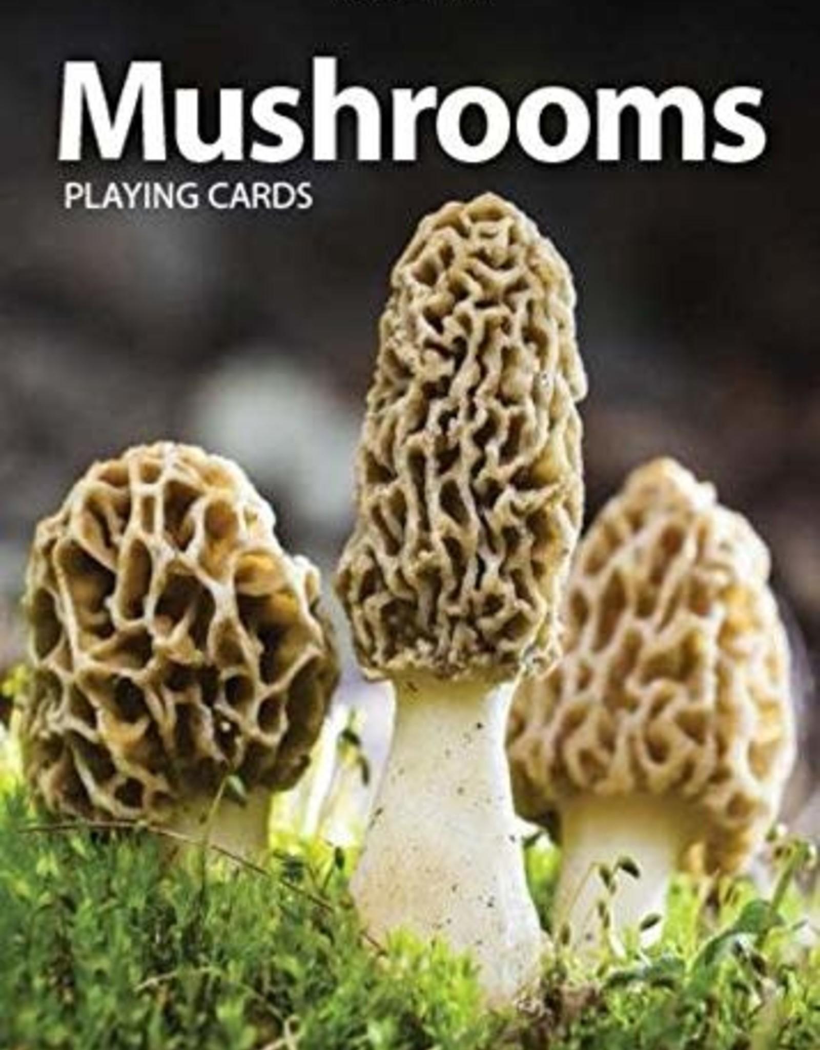 Raincoast Books Raincoast Books Mushroom Playing Cards