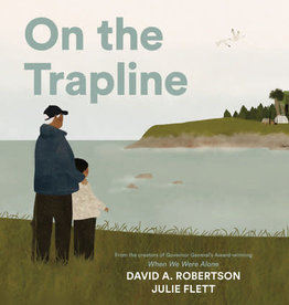 Raincoast Books On The Trapline