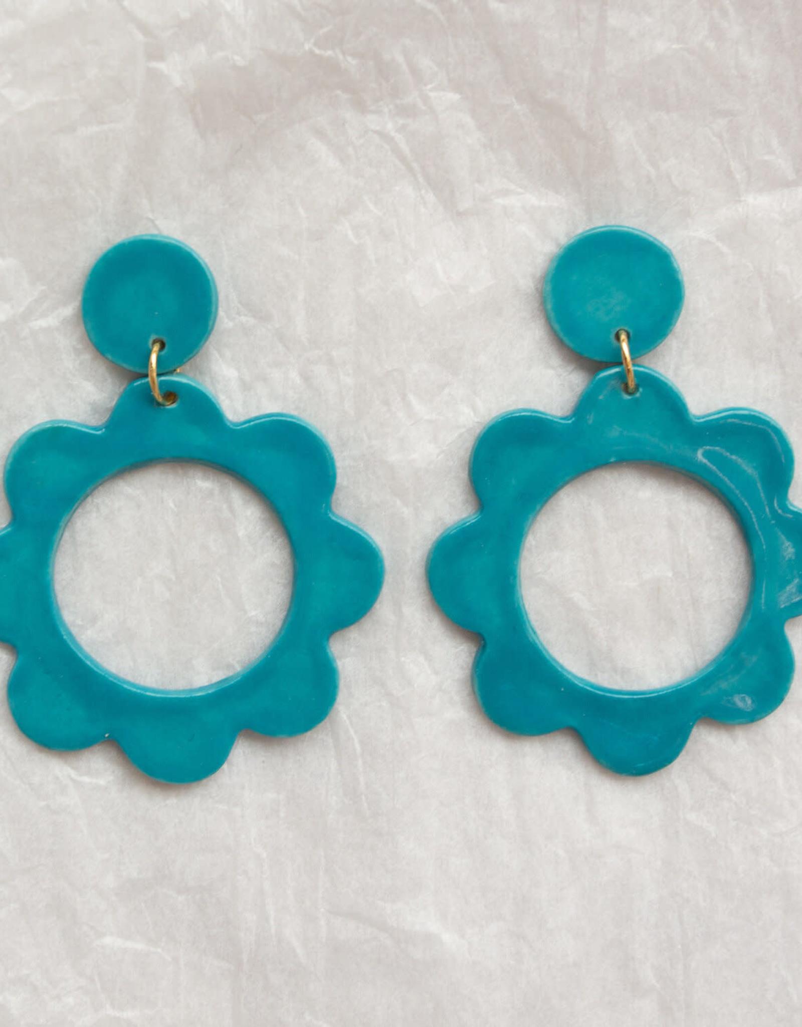 Meghan MacWhirter Marianne Ceramic Earrings - Assorted