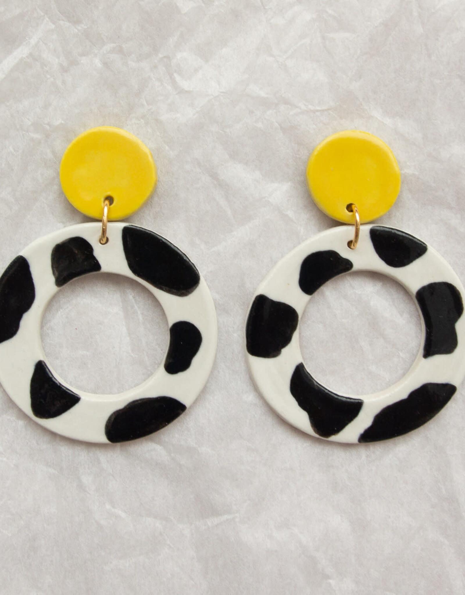 Meghan MacWhirter Dolly Ceramic Earrings - Assorted