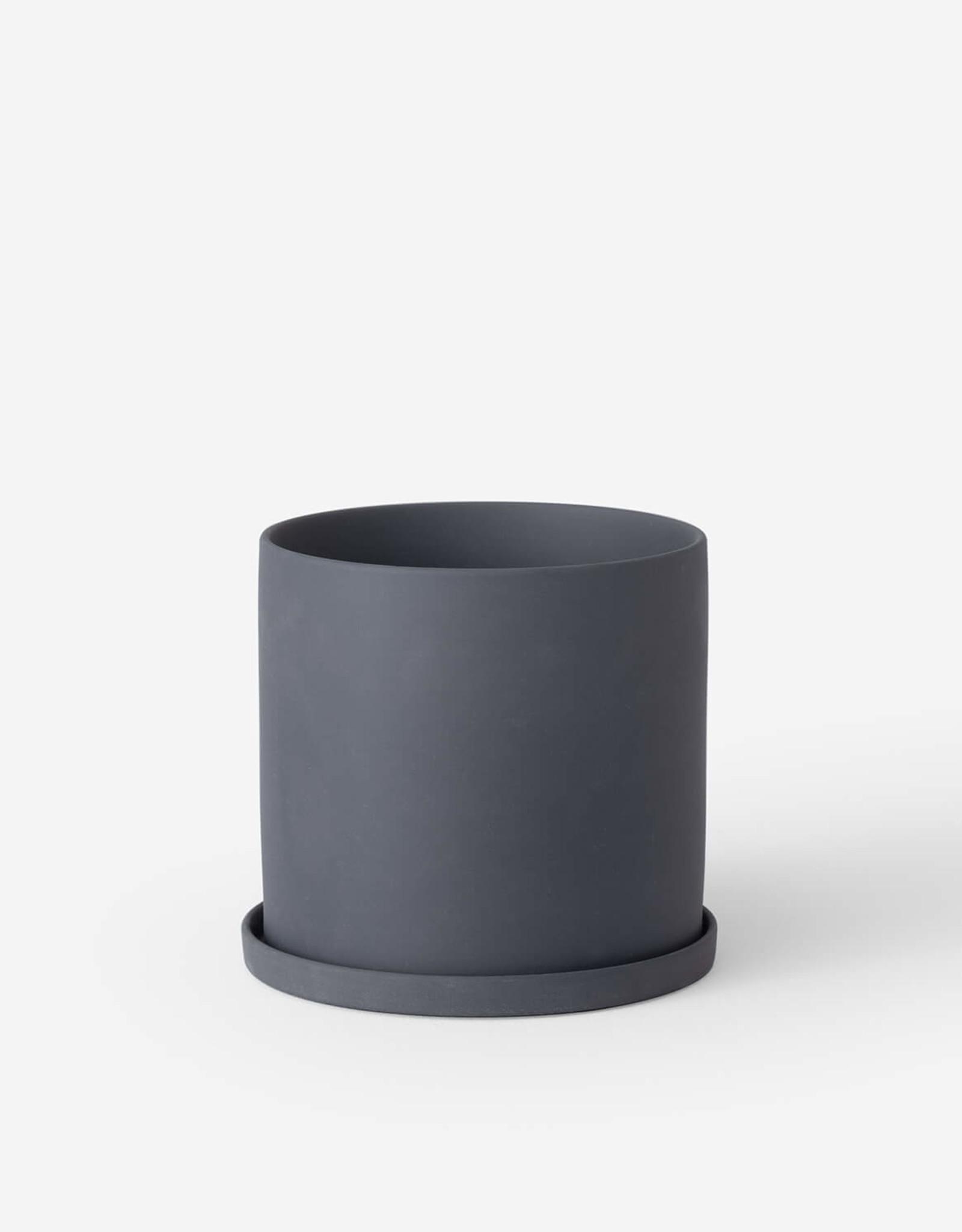 EQ3 Palm Pot-Large-Black