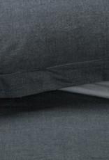 EQ3 EQ3 Duplex Duvet Set-Queen-Grey