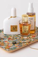 EQ3 EQ3 Fika Floral Tray-Oak