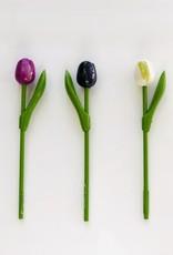 Dutch Treats Dutch Wooden Tulip-Small - Assorted Colours