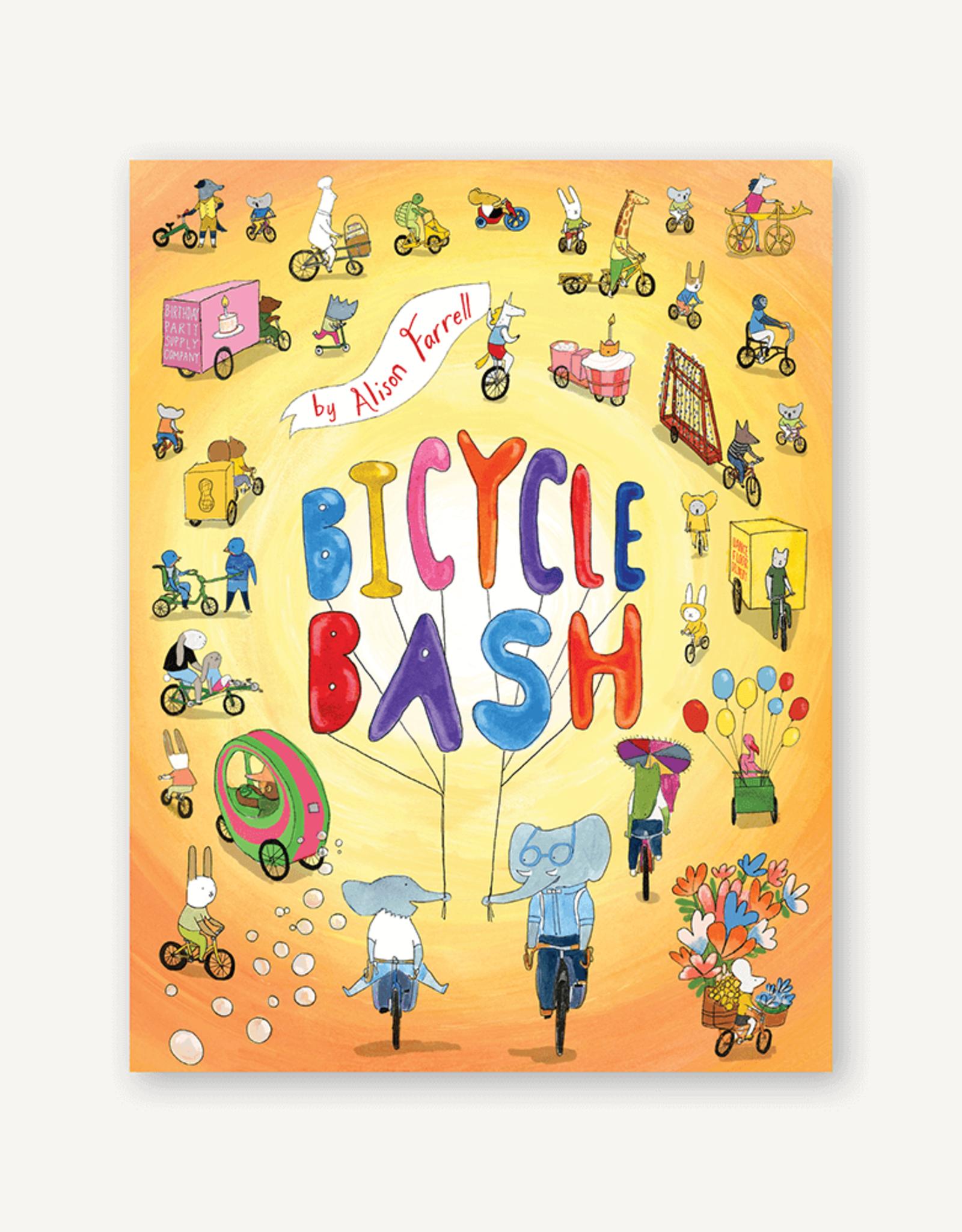 Raincoast Books Bicycle Bash