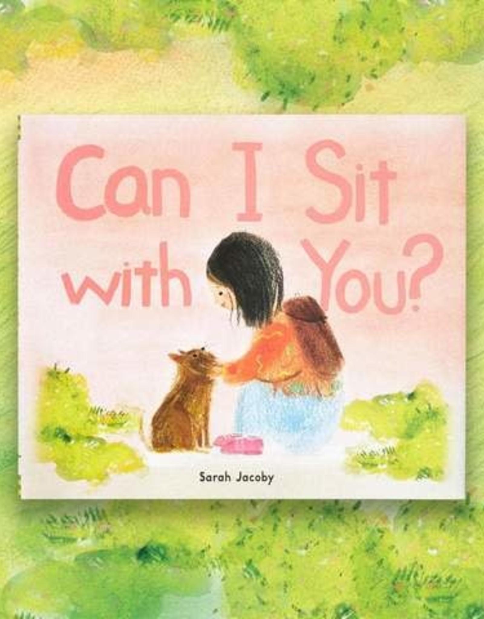 Raincoast Books Can I Sit With You