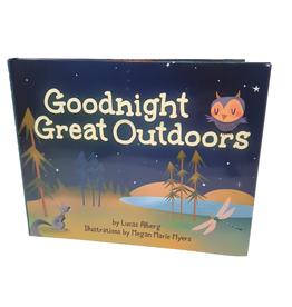 Raincoast Books Goodnight Great Outdoors