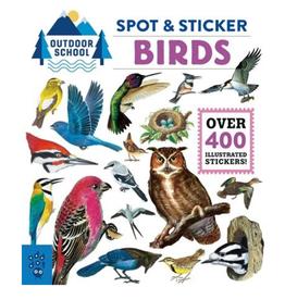 Raincoast Books Outdoor School Spot & Sticker