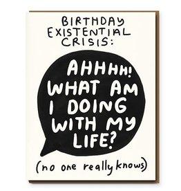 Paper E Clips Birthday Crisis