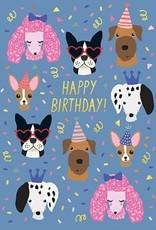 Paper E Clips Paper E Clips Party Dogs