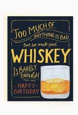 Paper E Clips Paper E Clips Whiskey Birthday