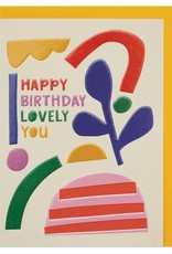 Paper E Clips Paper E Clips Lovely You Birthday