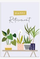 Paper E Clips Paper E Clips  Happy Retirement Plants
