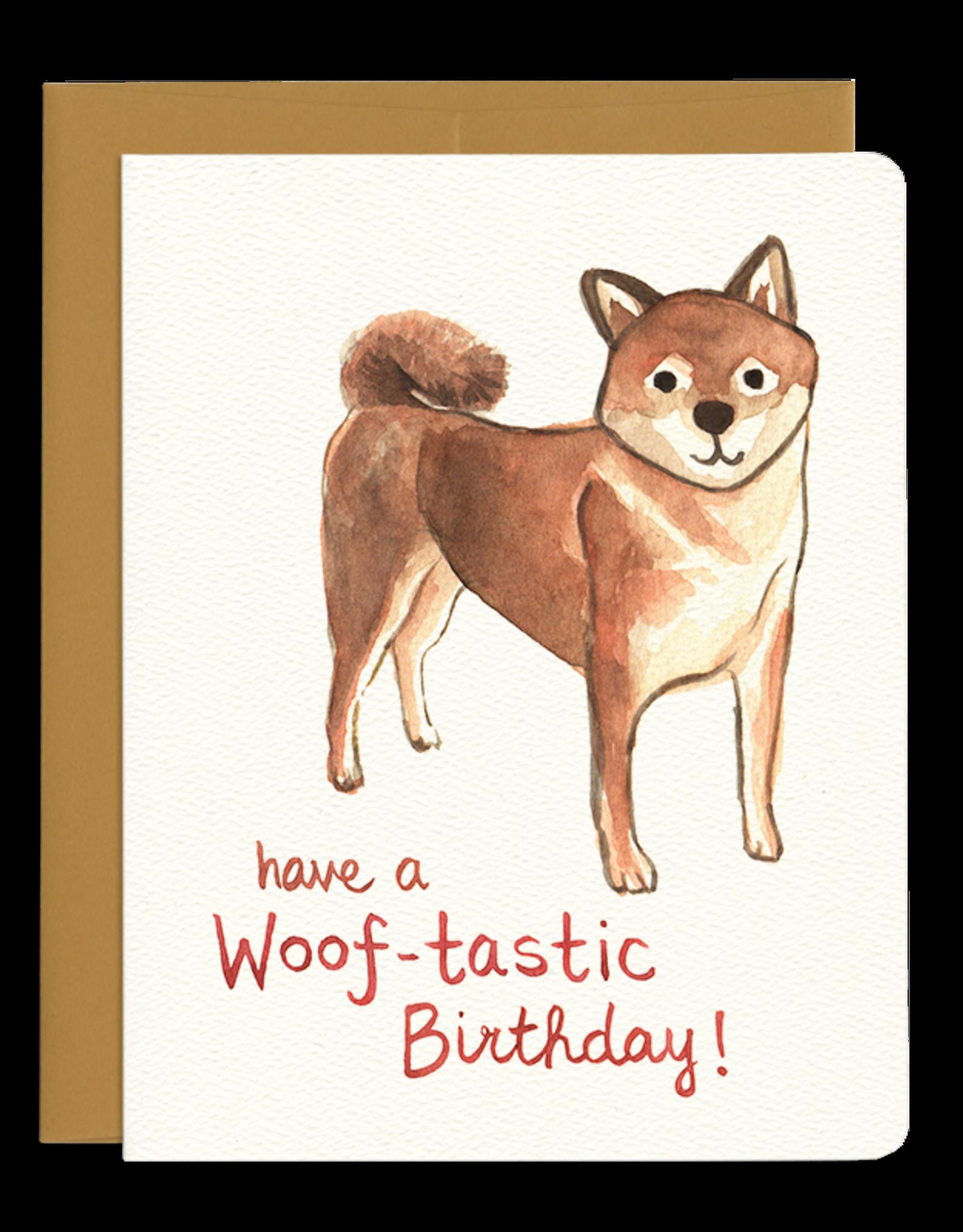 Gotamago Gotamago Woof-tastic Birthday