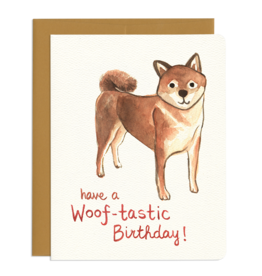 Gotamago Woof-tastic Birthday
