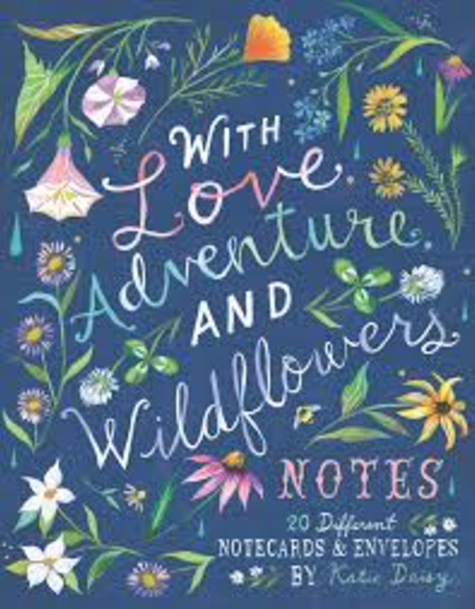Raincoast Books Raincoast Books With Love Adventure And Wildflowers Notes