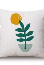 Still & Silent  Pillow - Collage #15
