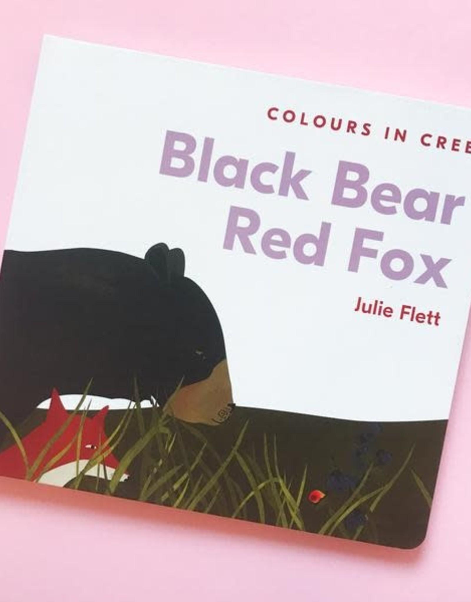 Raincoast Books Raincoast Books Black Bear Red Fox