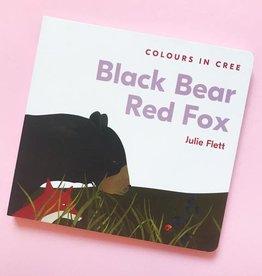 Raincoast Books Black Bear Red Fox