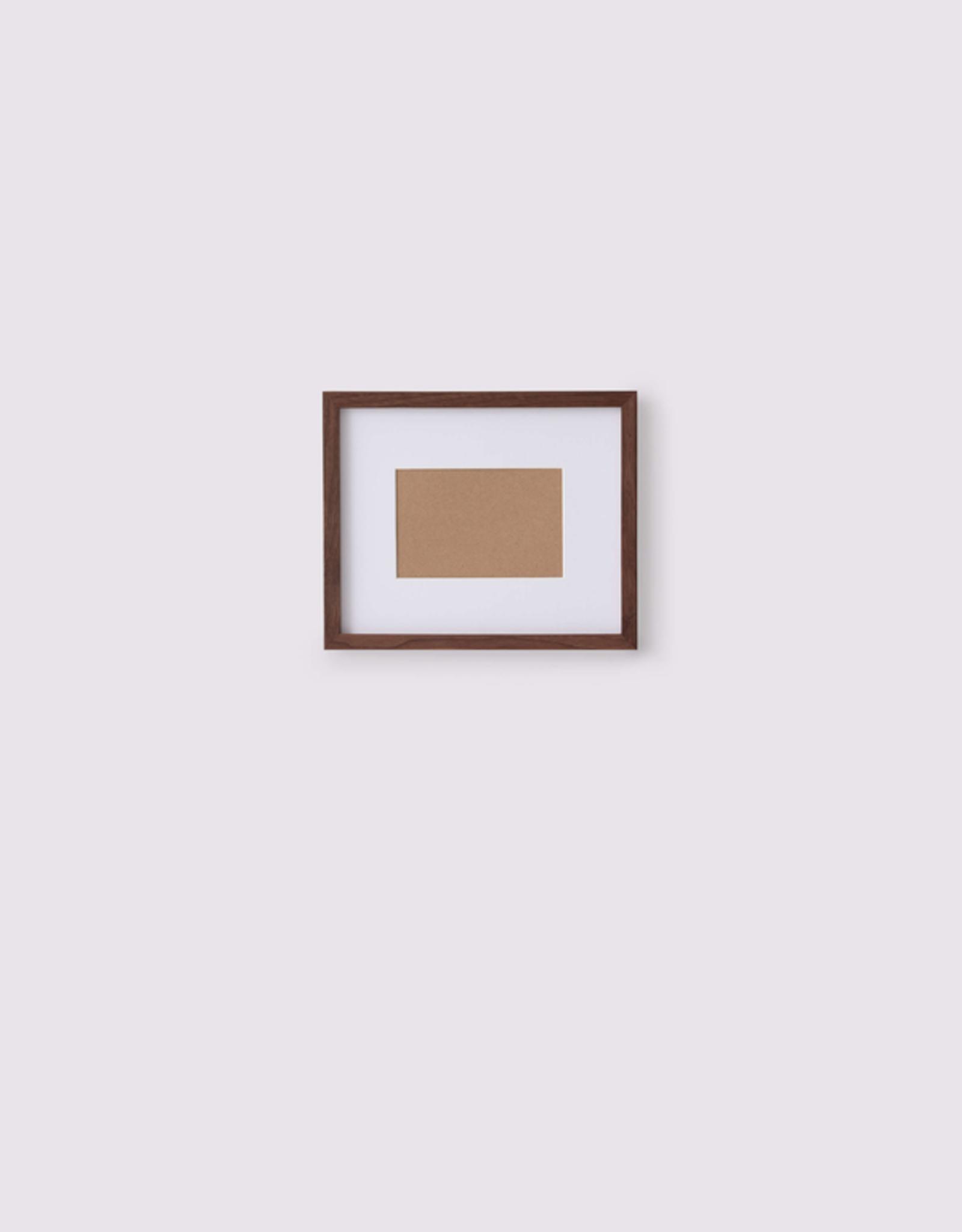 EQ3 EQ3 Basel Frame-Walnut XSmall