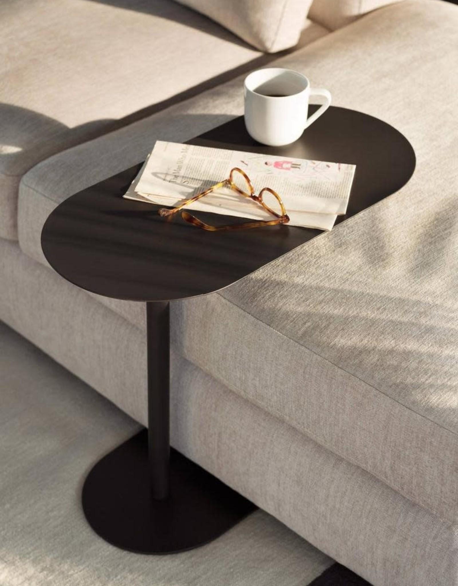 EQ3 EQ3 Finn Side Table-Black