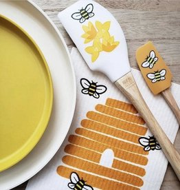 Danica Bees Dishcloth
