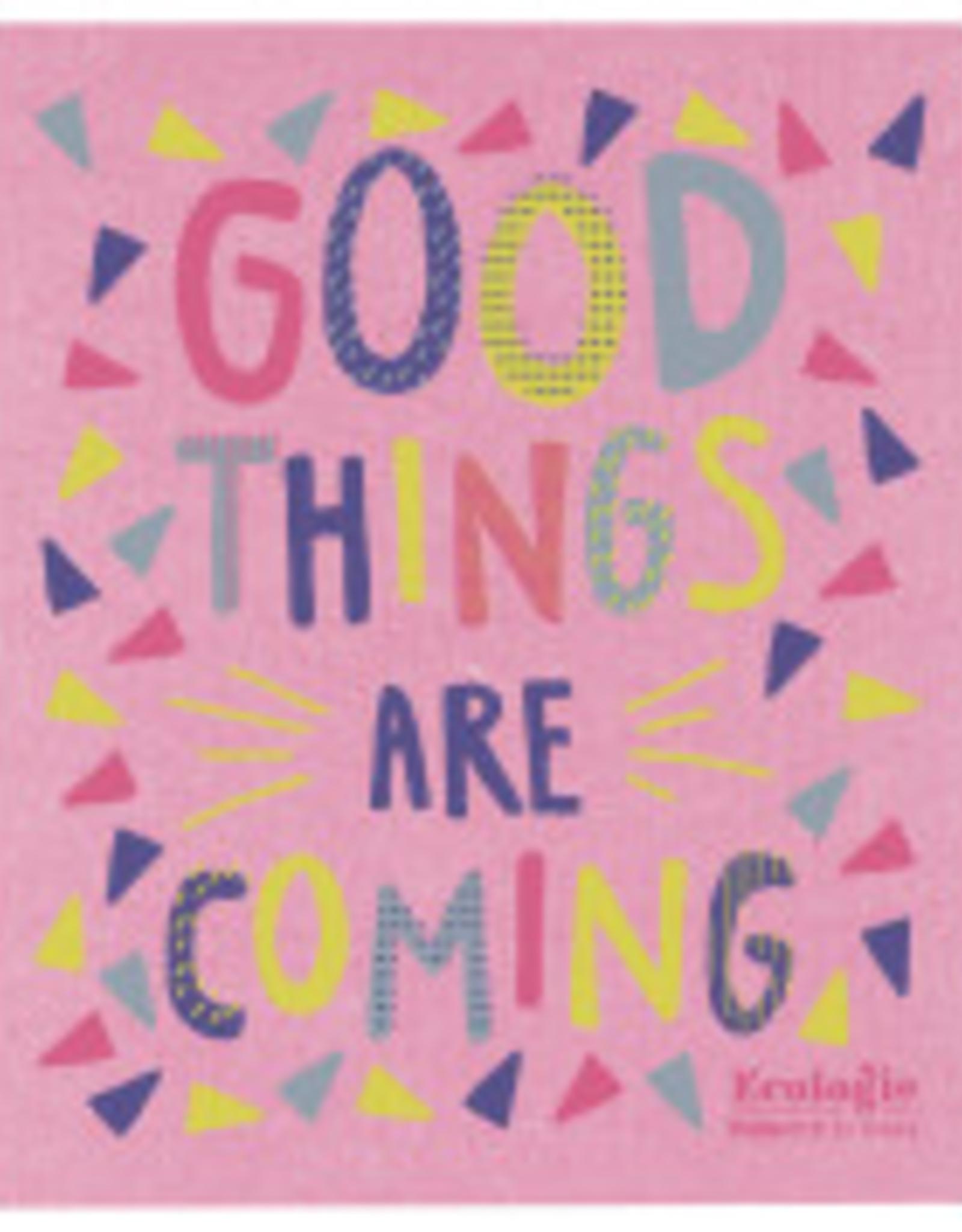 Danica Danica Good Things Coming Dishcloth