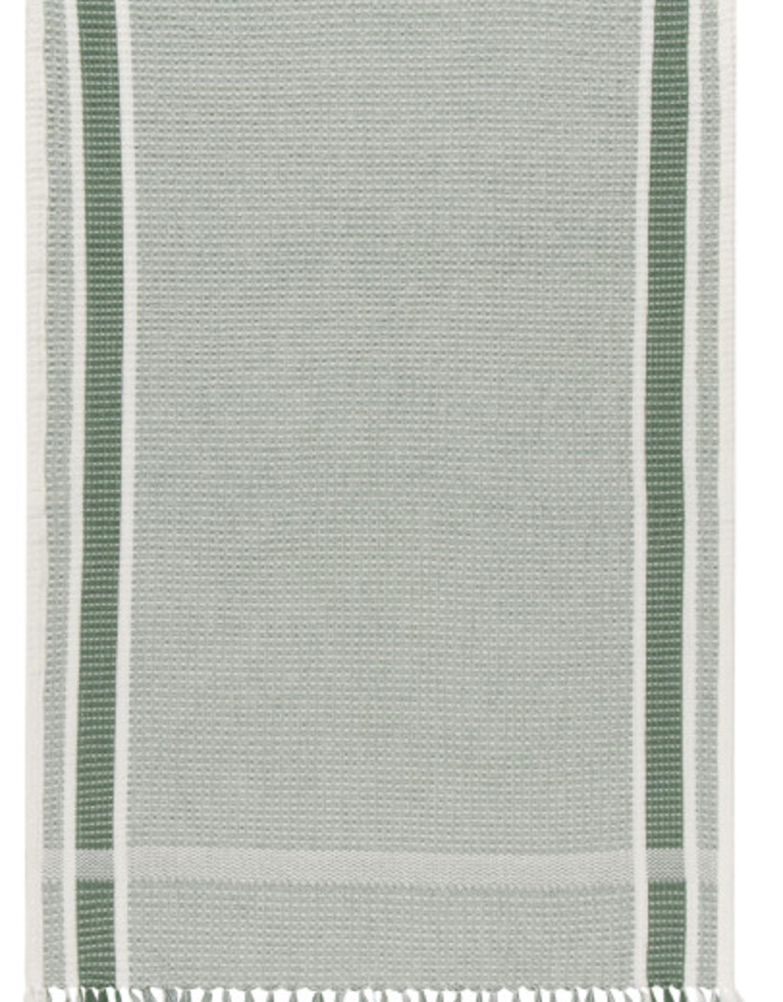 Danica Danica Waffle Tea Towel-Jade