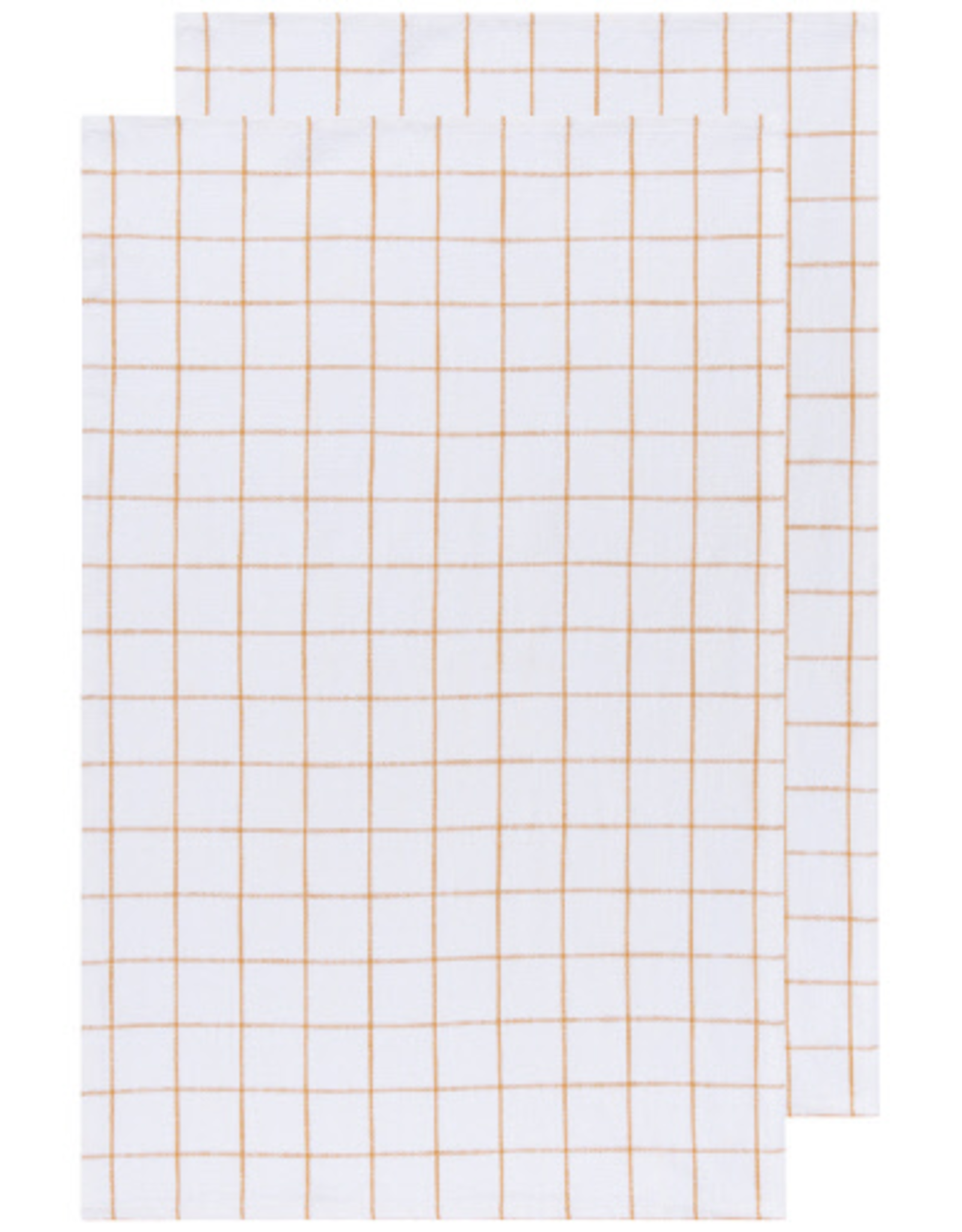 Danica Danica Heirloom Tea Towel-Ochre Set 2