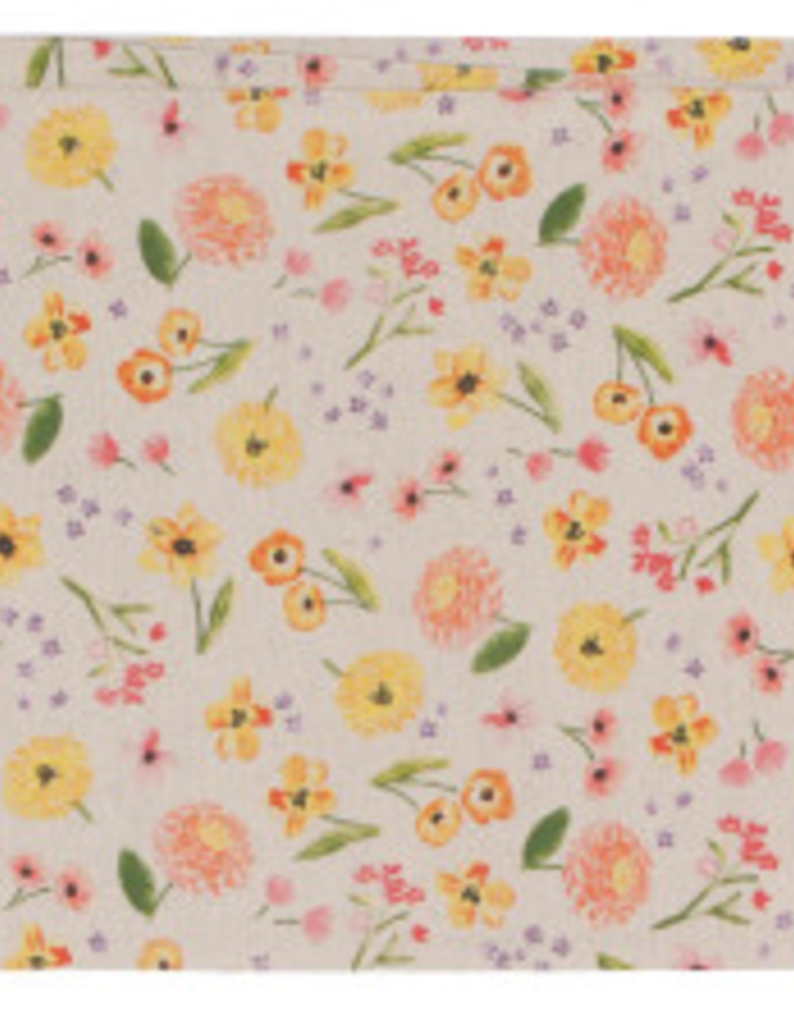 Danica Danica Cottage Floral Runner