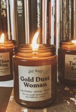 Shy Wolf - Gold Dust Woman Soy Candle