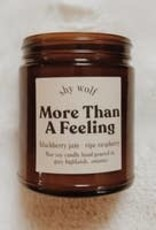Shy Wolf - More Than A Feeling Soy Candle