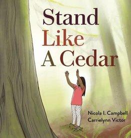 U Of T Press Stand Like A Cedar
