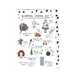 Paper E Clips Wedding Starter Kit Card